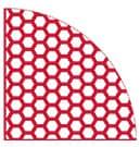 UCEST Hexagon-Protector für Körnung 0 - 8 mm