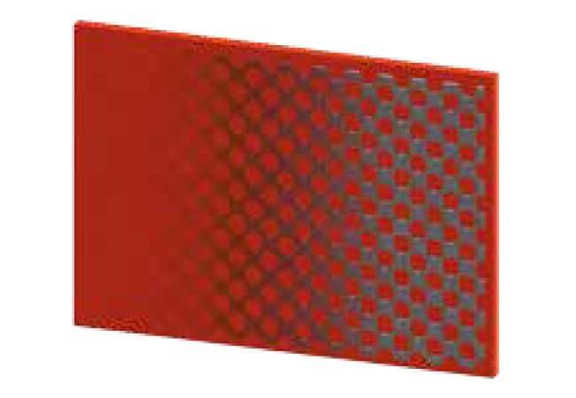 Pucest protect GmbH Platte mit Einlage