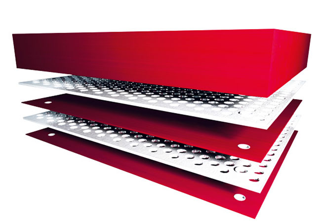 Pucest Multilayer Platten