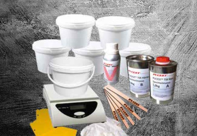 Produkte für die Reparatur von Pucest protect GmbH